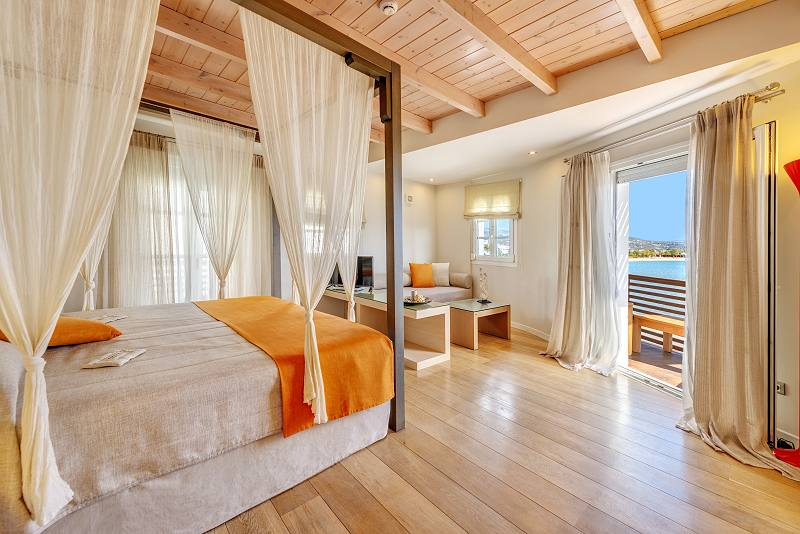 Superior Suites at Naxos Hotel Nissaki Beach